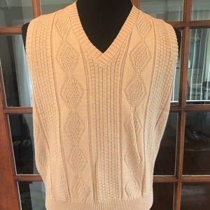 Vintage 1970's Baker Street Sweater Vest